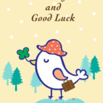 Free Printable Goodbye And Good Luck Greeting Card regarding Good Luck Card Template