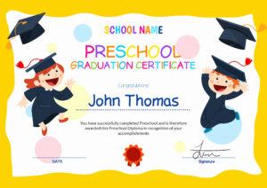 Free Printable Graduation Certificate Templates | Mult-Igry with regard to Free Printable Graduation Certificate Templates