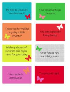 Free Printable Kindness Cards | Random Love | Kindness throughout Random Acts Of Kindness Cards Templates