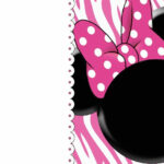 Free Printable Minnie Mouse 1St Birthday Invitation With Regard To Minnie Mouse Card Templates