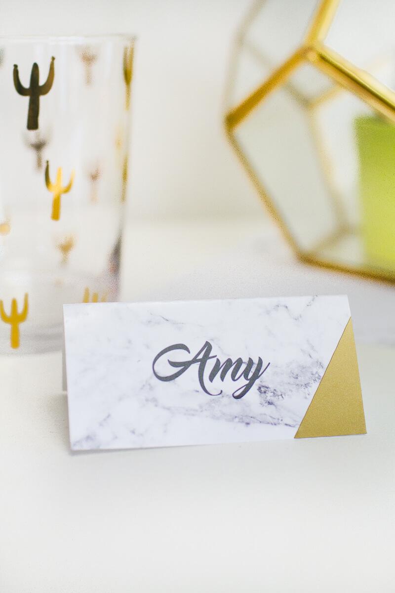 Free Printable Place Names | Bespoke Bride: Wedding Blog Regarding Free Place Card Templates Download