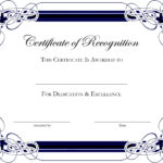 Free Printable Reading Certificate Templates – Www.hpcr.tk Within Classroom Certificates Templates