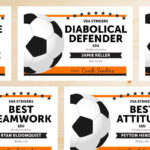 Free Printable Soccer Certificate Templates Editable Award Within Soccer Award Certificate Templates Free