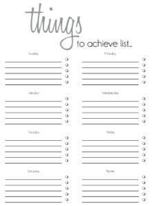 Free Printable To Do List Templates | Latest Calendar Regarding Blank To Do List Template