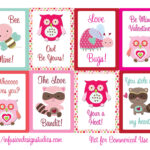 Free Printable Valentines Cards Children. If You Want These Throughout Valentine Card Template For Kids