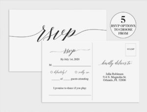 Free Printable Wedding Rsvp Card Templates – Keni throughout Free Printable Wedding Rsvp Card Templates