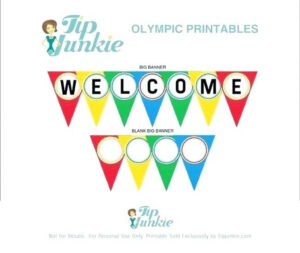 Free Printable Welcome Banner Template | Free Printable Download regarding Welcome Banner Template