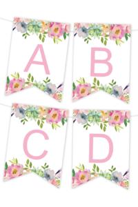 Free Printables | Birthday Banner | Free Printable Banner for Free Happy Birthday Banner Templates Download