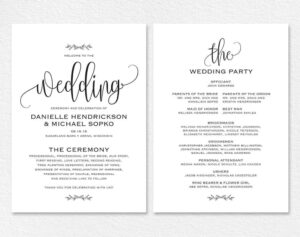 Free Rustic Wedding Invitation Templates For Word | Rustic with regard to Wedding Place Card Template Free Word