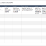 Free Sales Pipeline Templates   Smartsheet Pertaining To Sales Activity Report Template Excel