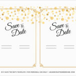 Free Save The Date Party Templates For Word Pleasant 7 Best In Save The Date Templates Word