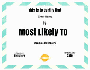 Free Softball Certificate Templates Luxury Valedictorian within Softball Certificate Templates Free