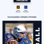 Free Sports Trading Card In 2019 | Card Templates & Designs With Free Sports Card Template