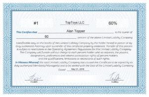 Free Stock Certificate Online Generator for Free Stock Certificate Template Download