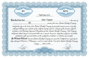 Free Stock Certificate Online Generator intended for Llc Membership Certificate Template Word