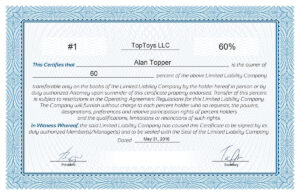Free Stock Certificate Online Generator with regard to Template For Share Certificate