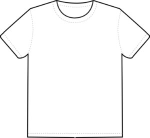 Free T Shirt Template Printable, Download Free Clip Art Throughout Printable Blank Tshirt Template
