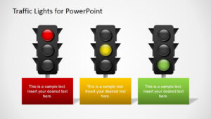 Free Traffic Lights For Powerpoint pertaining to Stoplight Report Template