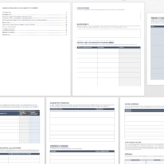 Free Training Plan Templates For Business Use | Smartsheet Regarding Training Documentation Template Word