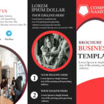 Free Tri Fold Brochure Template – Download Free Tri Fold In Free Three Fold Brochure Template