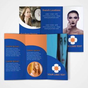 Free Tri-Fold Brochure Template – Download Free Tri-Fold regarding Illustrator Brochure Templates Free Download