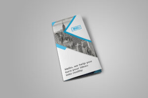 Free Tri Fold Brochure Template Download On Behance with regard to Free Brochure Template Downloads
