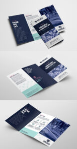 Free Tri-Fold Brochure Template For Fundraisers & Charity in Free Tri Fold Brochure Templates Microsoft Word