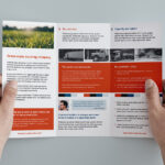Free Trifold Brochure Template In Psd, Ai & Vector – Brandpacks For Tri Fold Brochure Template Illustrator Free