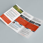 Free Trifold Brochure Template In Psd, Ai & Vector – Brandpacks In Tri Fold Brochure Template Illustrator Free