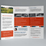 Free Trifold Brochure Template In Psd, Ai & Vector – Brandpacks Pertaining To 3 Fold Brochure Template Free