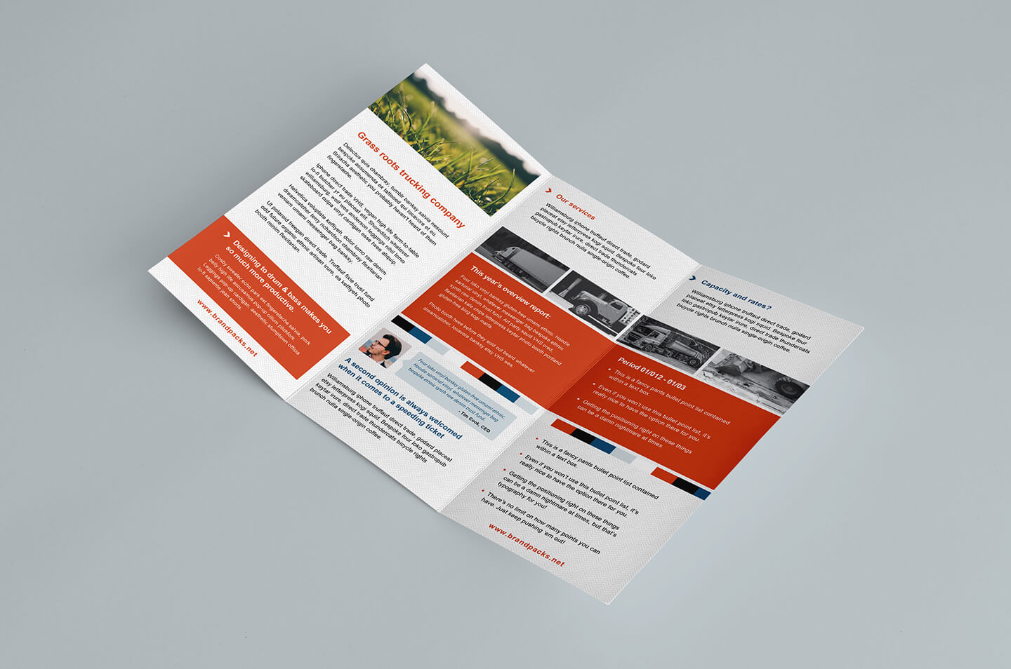 Free Trifold Brochure Template In Psd, Ai & Vector - Brandpacks Throughout Pop Up Brochure Template