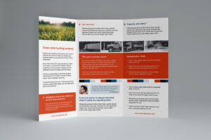 Free Trifold Brochure Template In Psd, Ai & Vector – Brandpacks with Brochure Templates Ai Free Download