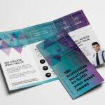 Free Trifold Brochure Template Vol.2 In Psd, Ai & Vector In 2 Fold Brochure Template Free