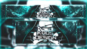 Free Youtube Banner + Facebook Cover [Template+Psd] in Facebook Banner Template Psd