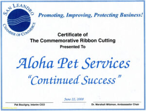 Frightening Service Dog Certificate Template Ideas Free with regard to Service Dog Certificate Template