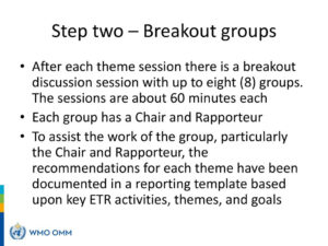 From Presentations To Recommendations – Ppt Download with Rapporteur Report Template