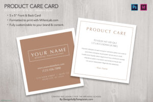 Front And Back Business Card Template Word – Caquetapositivo in Front And Back Business Card Template Word