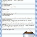Full Page Recipe Templates – Google Search … | Dyi | Print… Intended For Full Page Recipe Template For Word