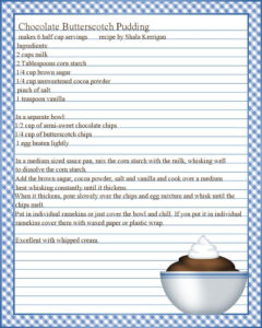 Full Page Recipe Templates – Google Search … | Dyi | Print… Intended For Full Page Recipe Template For Word