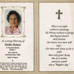 Funeral Prayer Card Template For Word With Regard To Prayer Card Template For Word