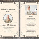Funeral Prayer Card Template #photoshop#customization#word Pertaining To Prayer Card Template For Word