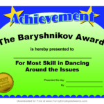 Funny Teacher Awards | Funny Teachers, Award Certificates With Regard To Funny Certificate Templates