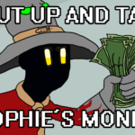 Shut Up And Take My Money Card Template