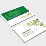 Gardener Business Card Template In Psd, Ai & Vector – Brandpacks Regarding Gardening Business Cards Templates