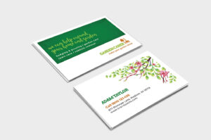 Gardener Business Card Template In Psd, Ai & Vector – Brandpacks regarding Gardening Business Cards Templates