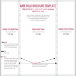 Gate Fold Brochure Template – 6 Free Templates In Pdf, Word Throughout Gate Fold Brochure Template