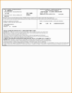 Geico Insurance Card Template Understand The Background Of within Auto Insurance Id Card Template