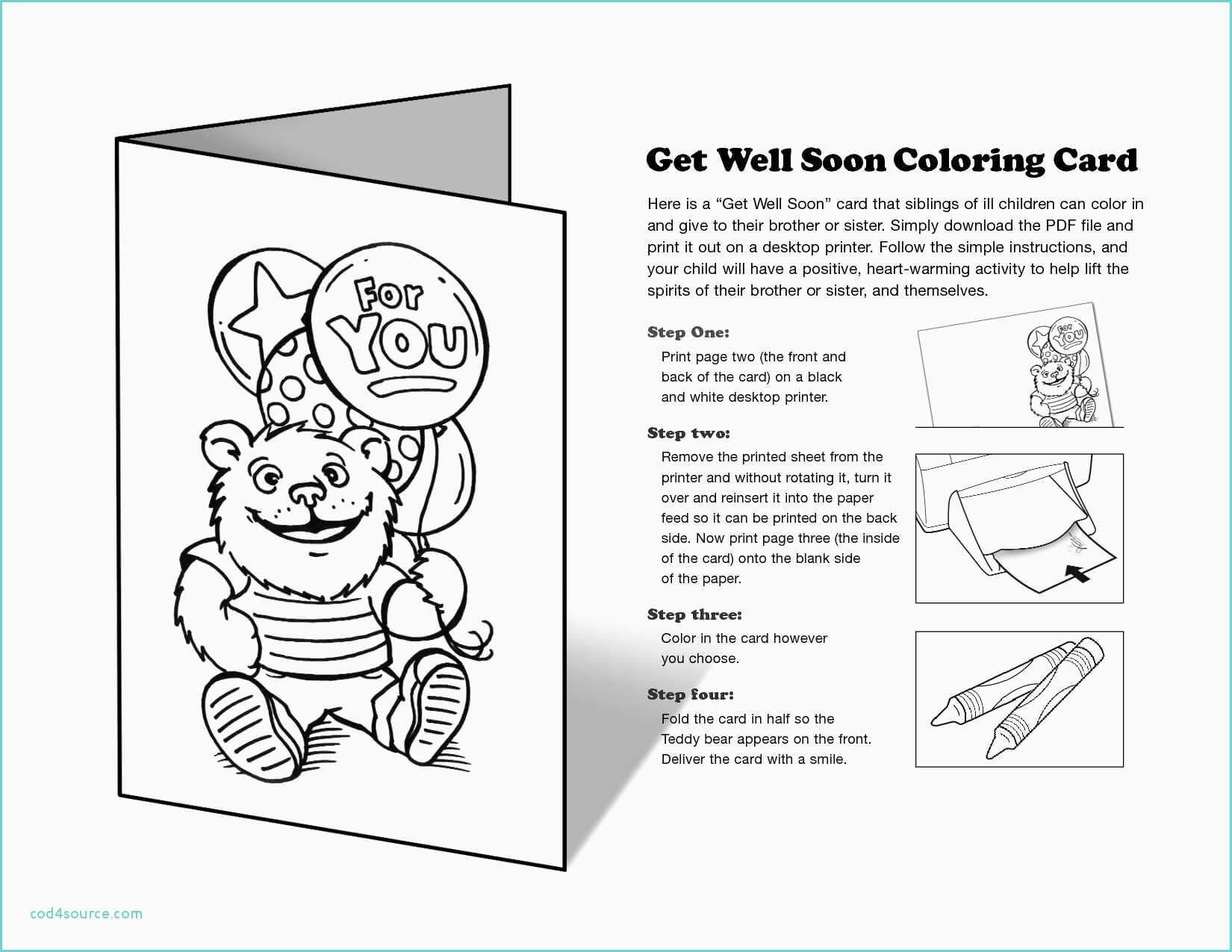 Get Well Soon Card Template 6 1 Free Printable Cards Pertaining To Get Well Soon Card Template