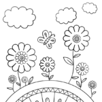 Get Well Soon Coloring Page | Free Printable Coloring Pages In Get Well Soon Card Template
