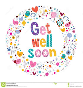 Get Well Soon | Images, Quotes, Photos, Pictures, Jokes in Get Well Card Template